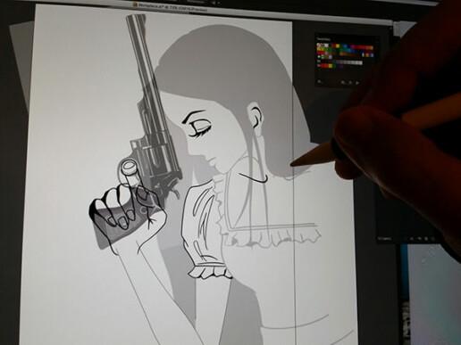 Graphic Designer/Illustrator NAOKI STUDIOS, Gold Coast Australia